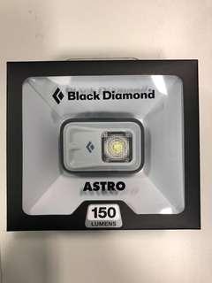 Black Diamond Astro