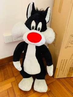 🚚 Big sylvester soft toy/ Plush toy