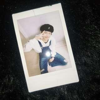 Stray Kids Jeongin Fanmade Instax Polaroid