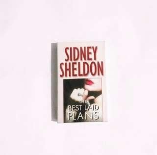 Sidney Sheldon: The Best Laid Plans • Pre-order