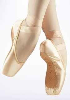 Bloch European Balance STRONG Pointe Shoes