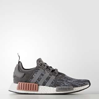 190dbb0a2e4c0 🔥In Stock🔥UK3.5 4 NMD R1 Raw Grey