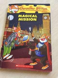🚚 Geronimo Stilton and the magical mission