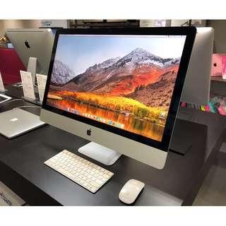 """【售】iMac 27"""" 高規 (2013)"""