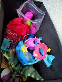 Kids various toys bundle