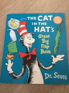 The Cat In The HAT's(Flap Book)