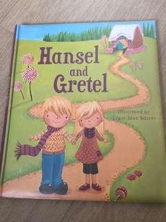 小朋友英文書(Hansel and Gretel)
