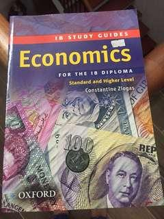 IB Diploma Economics Notes (Standard and Higher Level)