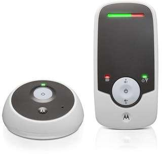 🚚 [March Sales] Brand New & Authentic Motorola MBP160 Audio Baby Monitor and FREE SAME DAY DOORSTEP DELIVERY at S$99!