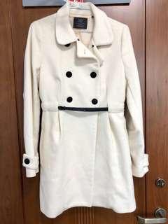 🚚 Zara 65%羊毛外套
