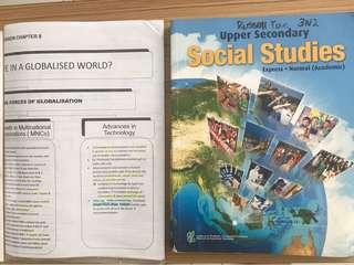 Social studies olevel textbooks and notes