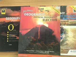 Geography Textbooks Olevels