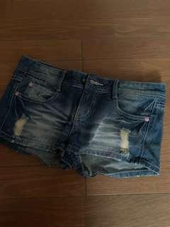 🚚 二手✨牛仔短褲