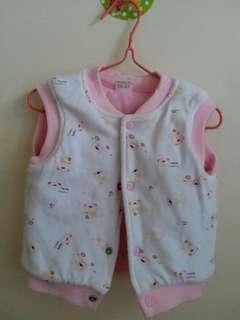 嬰幼兒雙面外套