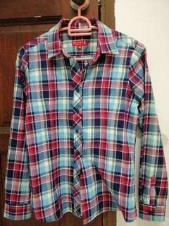 Flannel Shirt/Checkered Shirt