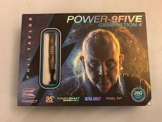 Phil Taylor power9five gen4 飛鏢
