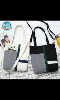 🚚 P. O. Sling tote bag