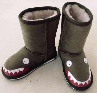 Sepatu Boot anak Winter Boot EMU Australia Authentic Size 3-4 Y
