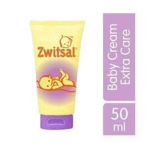 Zwitsal Baby Cream With Zinc Extra Care 50ml
