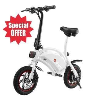 🔥HOT DEALS! DYU Seated Electric Scooter LTA Compliant E-Scooters