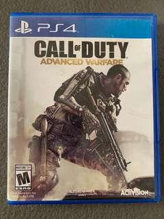 call of duty ps4 gane