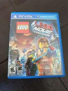 PSVITA The Lego Movie Video Game
