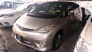 Toyota Estima 2.4cc acr30 200t