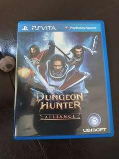 PSVITA Dungeon Hunter Alliance
