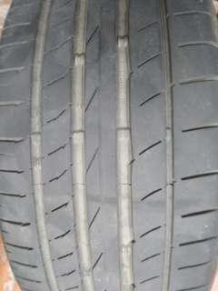 Tyre Tayar Second 225/40/18