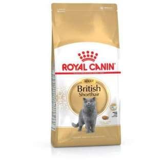 10kg Royal Canin British Shorthair