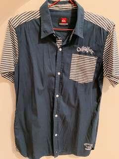 Quiksilver 男裝短袖恤衫
