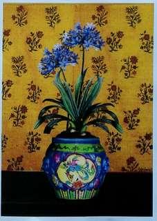 Nyonya art A4 size