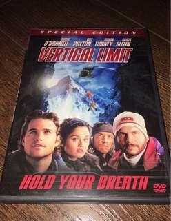 Vertical Limit DVD