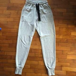 🚚 Cotton on jogger pants grey