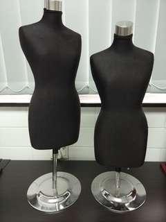Adjustable Mannequins