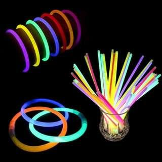 Gelang Fosfor / Glow Bracelet