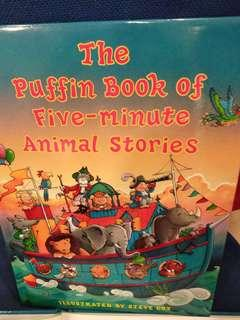 🚚 The Puffin Book of Five-minute Animal Stories