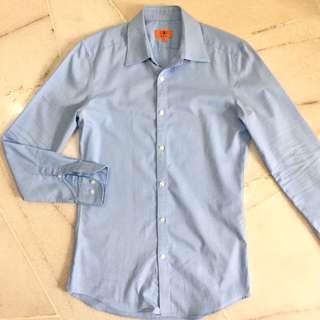 G2000 Slim Fit Men's Long Sleeve Shirt