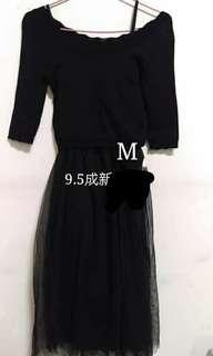 🚚 薄纱长裙