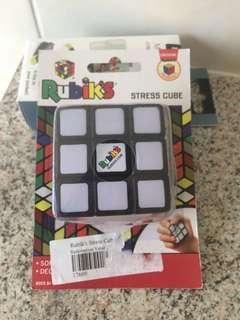 Rubiks Stress Cube