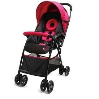 英國 Joie 嬰兒車 手推車 BB車 Stroller 高座位 Float 4.8kg 雙向型手推車 超低優惠$1399只限3架