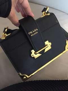 Cahier crossbody bag...100% Genuine Leather...See pics