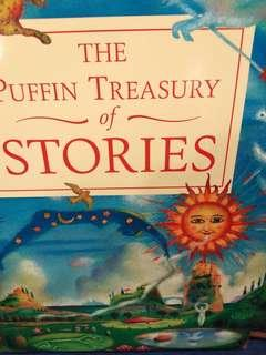 🚚 Puffin Treasury of Stories - collection of best the best authors