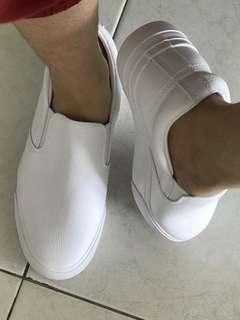 twenty eight shoe - white slip on