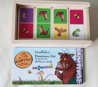 Gruffalo Dominoes Set