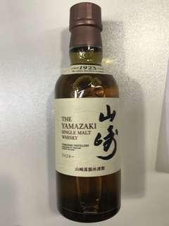 山崎180ml 無年份 NAS 日本威士忌 Japanese whisky 山崎12年