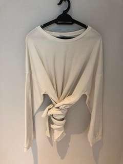 Zara Wrap Sweater