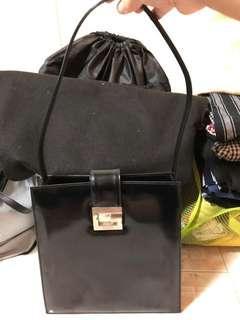 Gucci vintage document bag shoulder bag