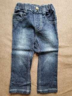 新淨Baby Jeans BB牛仔褲