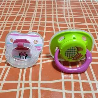 #BLESSING Prelove Minnie Mouse Nuk Pacifier